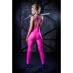Комбинезон Cajubrasil SUPPLEX JUMPSUIT SOUL розовый 5963/177