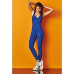 Комбинезон Cajubrasil BASIC JUMPSUIT NZ синий 6539/126